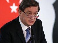 Beşiktaş Kulübü Genel Sekreteri Mesut Urgancılar'dan mali durum açıklaması