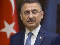 Cumhurbaşkanı Yardımcısı Oktay, Azerbaycan Cumhuriyeti'nin kuruluşunun 102. yılını kutladı