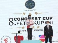 8. Fetih Kupası Okçuluk Yarışması'nın ödül töreni yapıldı