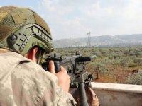 MSB: Barış Pınarı bölgesinde 2 terörist etkisiz hale getirildi