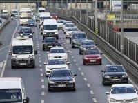 İstanbul durdu, trafik şimdiden yüzde 60'a ulaştı!