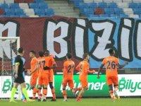 Medipol Başakşehir'de antrenmanlar devam ediyor