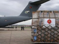 Türkiye'den Nijer'e tıbbi yardım