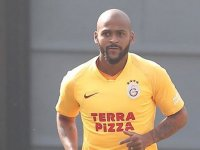 Galatasaraylı futbolcu Marcao antrenmanda sakatlandı