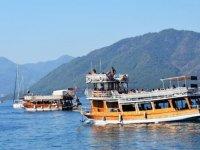 Antalya'da gezi tekneleri yüzde 50 kapasiteyle çalışacak