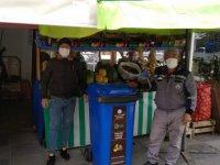 Kızılcahamam'a yeni kompost makinesi