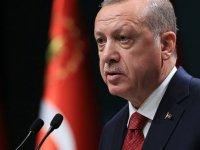 Cumhurbaşkanı Erdoğan'dan sokağa çıkma kısıtlamasıyla ilgili açıklama