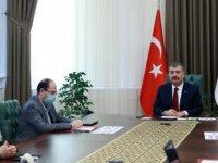 Sağlık Bakanı Koca: Türkiye sağlık alanında da AB'ye büyük güç katacaktır