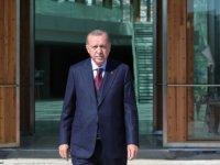 Cumhurbaşkanı Erdoğan yeni CSO binasını ve Yargıtay Başkanlığı yeni hizmet binasını inceledi