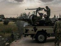 BMGK, Libya'ya yönelik silah ambargosunu 1 yıl uzattı
