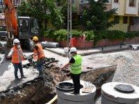 ASKİ Keçiören Gazeller Caddesi'nin su baskınları çilesine son veriyor