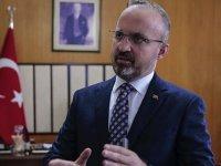 AK Parti Grup Başkanvekili Turan: AK Parti Grubu tüm kararlığıyla teklifinin arkasında