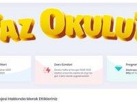 Server Gençlik'ten çocuklara 'Online Yaz Okulu' programı