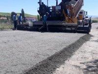 """Başkent'te yollar beton gibi oluyor; """"ilk beton yol Çubuk'ta atıldı"""""""