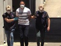 Adana'da Suriye'deki terör gruplarıyla bağlantılı zanlı tutuklandı