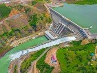 Bingöl'de, Yukarı ve Aşağı Kaleköy barajları üretime başladı