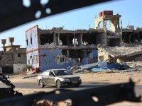 Libya Hafter'in suçlarının belgelendirmek için Uluslararı Af Örgütü'yle toplantı yaptı