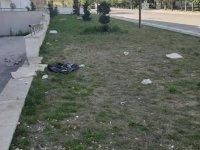 Kıbrısköy Parkı Bakımsızlığı, bölge halkın tepkisini topluyor