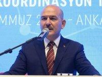 İçişleri Bakanı Soylu: Kim terörü finanse ediyorsa burnundan fitil fitil getireceğiz