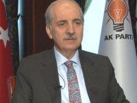 AK Parti Genel Başkanvekili Kurtulmuş'tan önemli açıklamalar