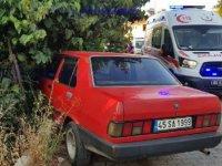 Direksiyon başında kalp krizi geçiren sürücü hastanede öldü