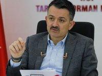 Bakan Pakdemirli: Üreticilere 651 milyon liralık destek ödemesi yarın başlıyor