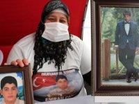 Diyarbakır annelerinden Panay: Oğlumun bayramda yanımda olmasını istiyorum