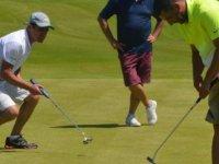 Pandemi sürecinde ilk golf turnuvası