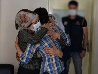 PKK'lı kadın terörist ikna çalışması sonucu Suriye sınırında teslim oldu