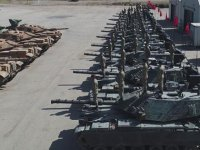 SSB, M60T Tank modernizasyonlarını tamamladı