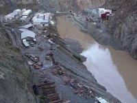 Artvin'de şiddetli yağış nedeniyle 1 kişi hayatını kaybetti