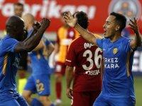 Ankaragücü evinde Galatasaray'ı yendi