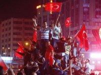 Dünya darbe girişimine karşı Türkiye'nin yanında oldu
