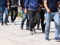 Samsun'da FETÖ'nün yeni yapılanmasına yönelik operasyon: 33 gözaltı