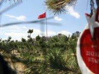 Ankara'nın en büyük 15 Temmuz Şehitler Ormanı