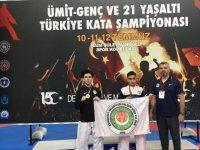 Furkan Kaynar Türkiye Şampiyonu