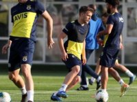 Fenerbahçe, Beşiktaş derbisinin hazırlıklarına başladı