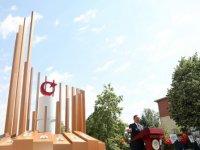 15 Temmuz Şehitlerine dev anıt