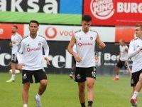Beşiktaş'ta Fenerbahçe maçının hazırlıkları başladı