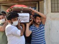 Şehit ormancı Nurullah Akbaş, son yolculuğuna uğurlandı