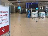 İstanbul Havalimanı'nda 1500 yolcuya koronavirüs testi yapıldı