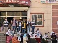 HDP önündeki eylemde 318'inci gün