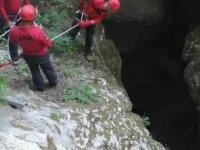 Horma Kanyonu'nda cüzdan kurtarma operasyonu