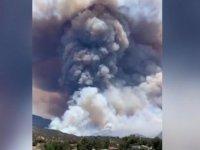 ABD'deki yangınlar söndürülemiyor