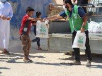 İHH, Suriyeli siviller için 8 bin 234 hisse kurban kesti