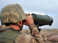 MSB: Zeytin Dalı bölgesinde 3 PKK/PYD'li terörist gözaltına alındı