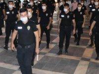 Maske denetiminde 114 kişiye para cezası kesildi