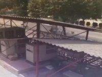 Avcılar'da kamyonun parçalandığı feci kaza!