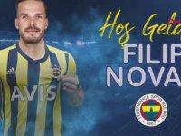 Filip Novak: İstanbul'da top oynayacağım için çok heyecanlı ve mutluyum