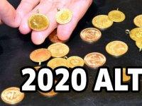 2020 gram altın fiyatı ay ay